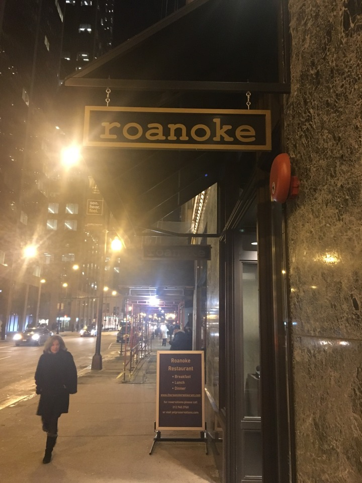 Roanoke Chicago