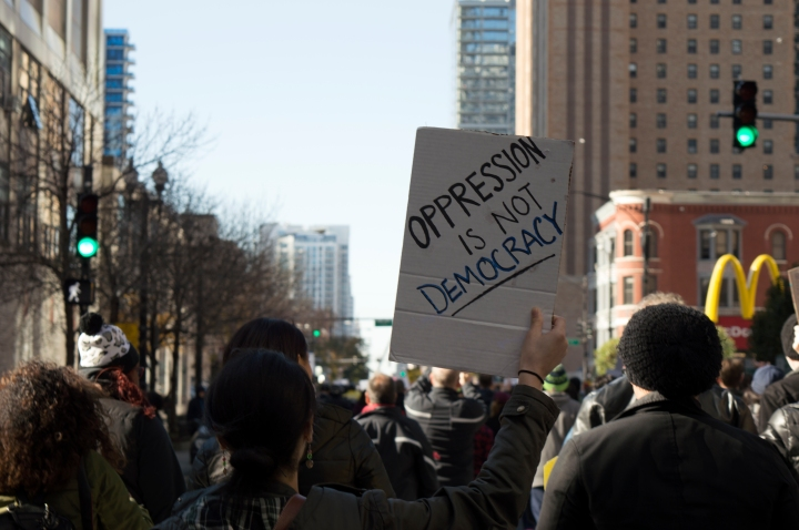 oppression-is-not-democracy